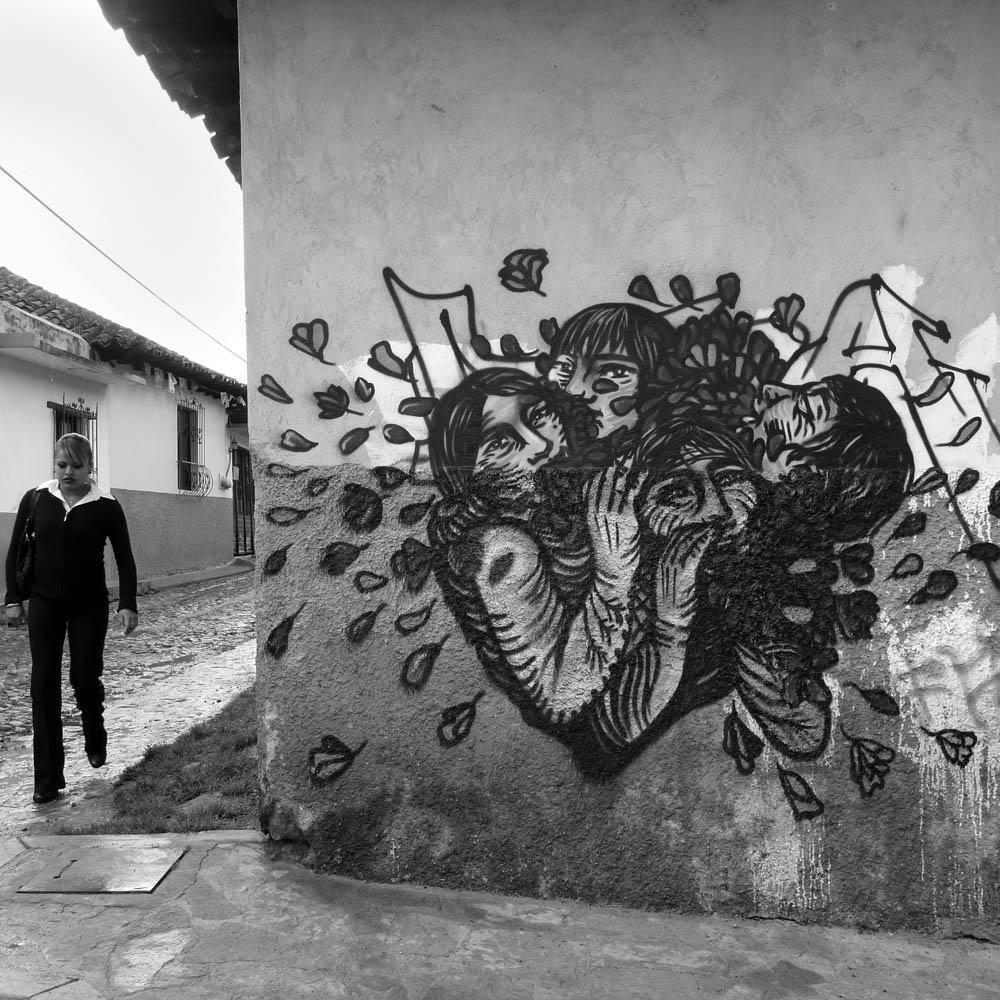 Graffiti Writing | Teen Opinion Essay on vandalism, art