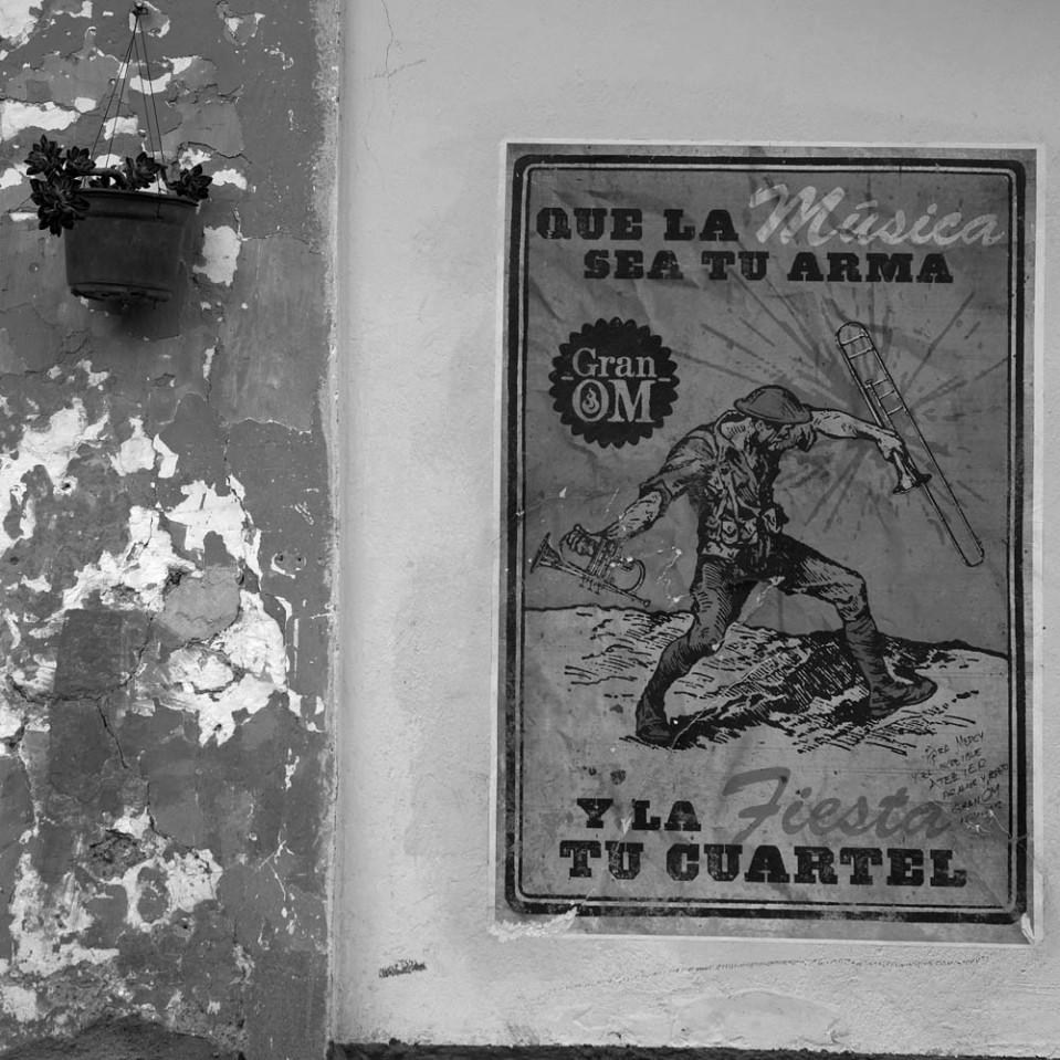 The better brass. San Cristobal de las Casas.