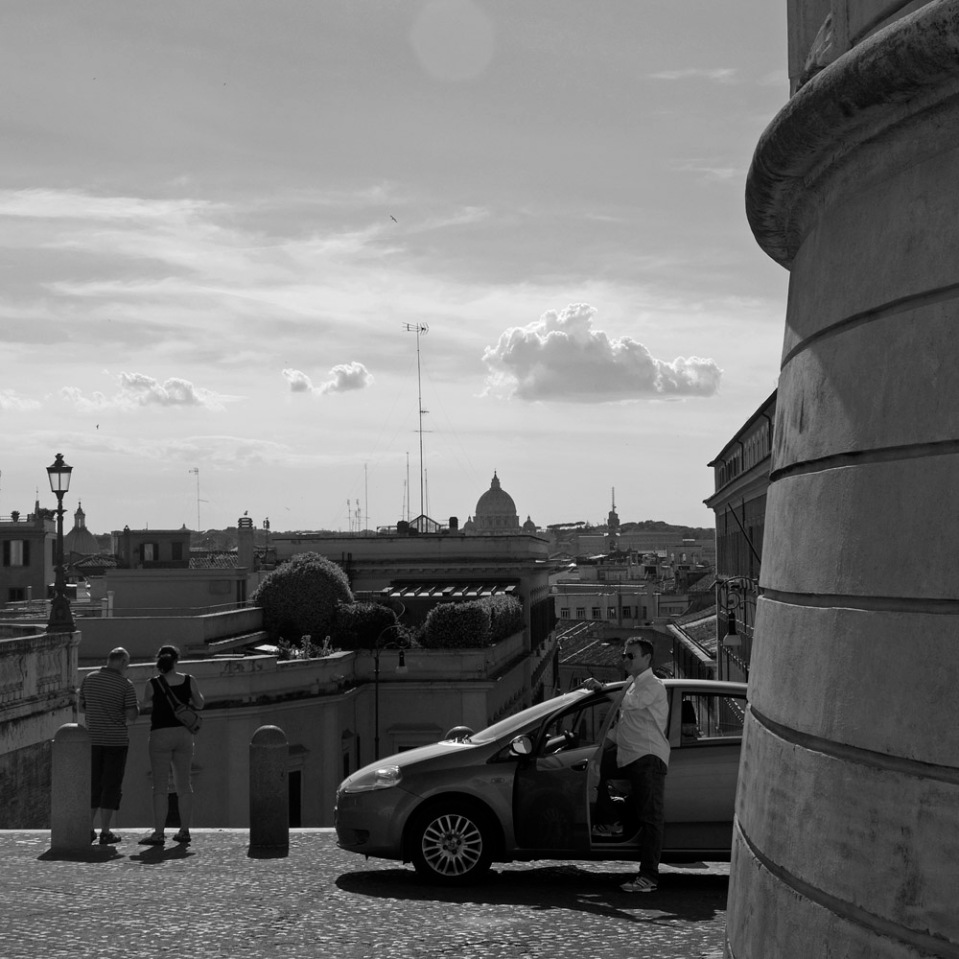 View from the Quirinale.