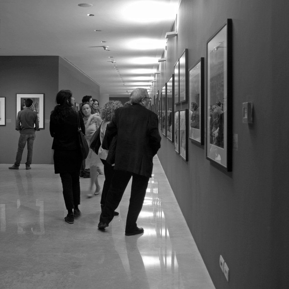 Or perhaps you can go to a show. Salgado's Genesis is near as good as photography gets.