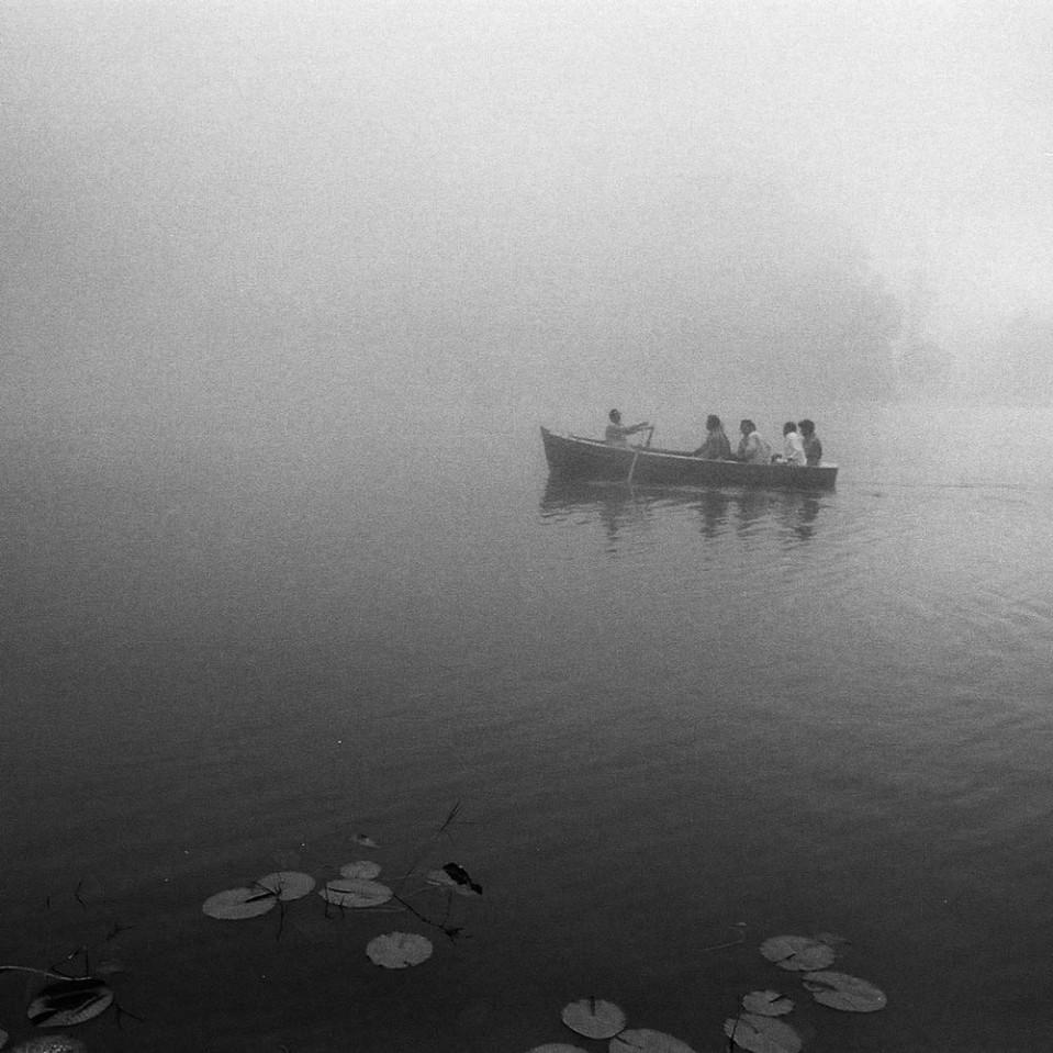 In the mist of it all. Kodaikanal, Tamil Nadu.